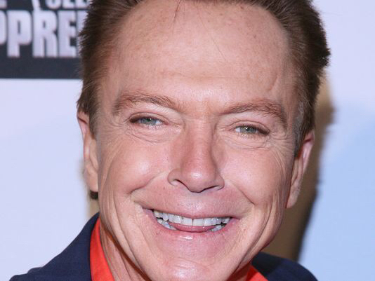 DAVID CASSIDY HAS FIRST STAGE OF DEMENTIA