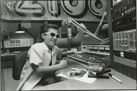 LITTLE RICKY ROCKO IN 89