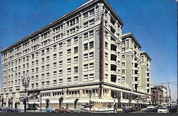 MULTNOMAH HOTEL ( 1961)