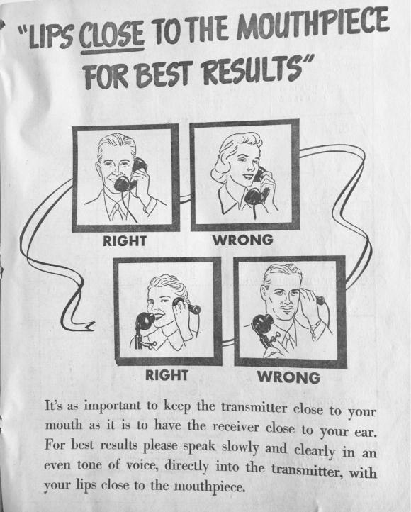 IN THE 1944 PORTLAND PHONE BOOK