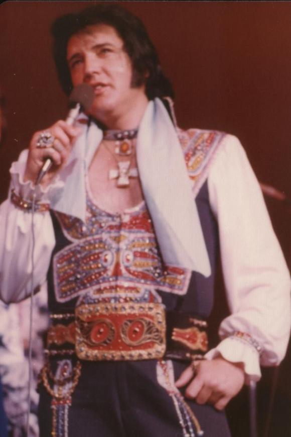 Elvis's final journey to Portland