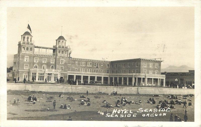 Hotel seaside 1921