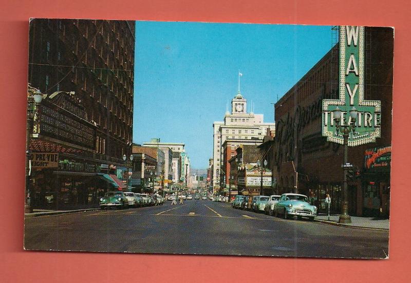 Broadway ne wcolor shot