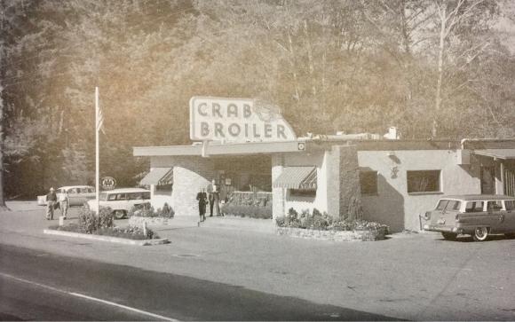 CRAB BROILER 1956