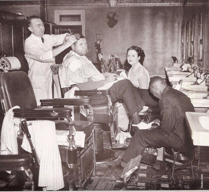 Barber ruth