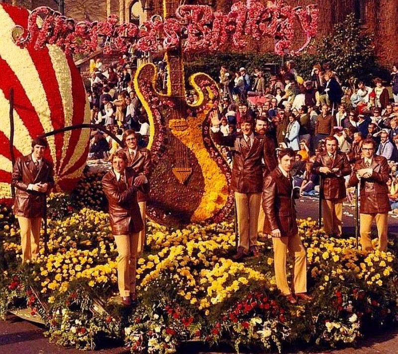 Boss rose parade