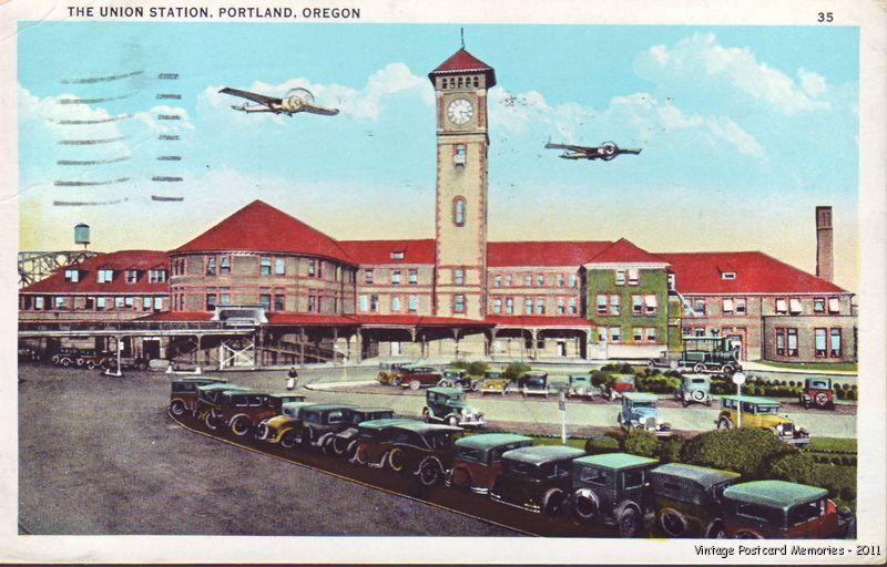 Union station 7