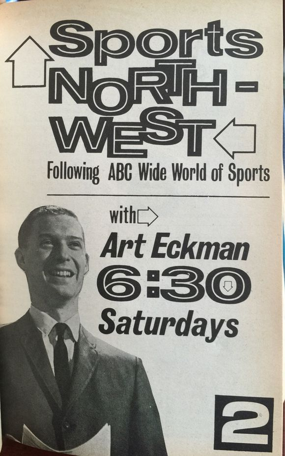 WHO REMEMBERS ART ECKMAN?