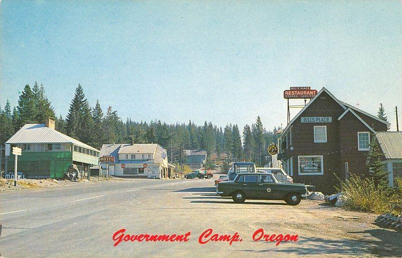 GOVT CAMP