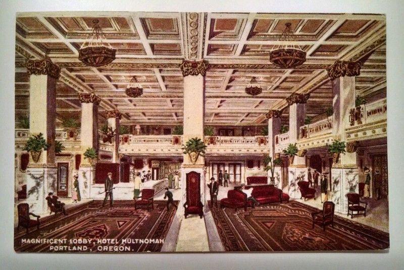 LOBBY MULT HOTEL
