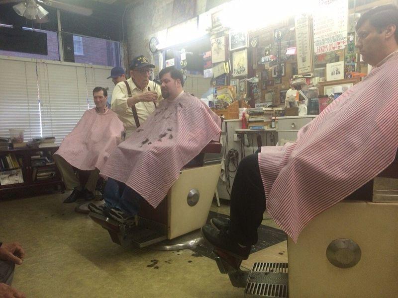 Family barber 1