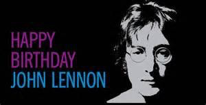 JOHN WOULD HAVE BEEN 75 YODAY