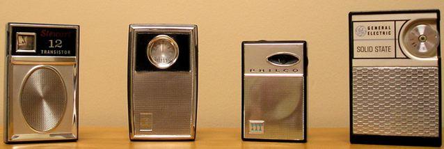 Trans radios