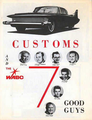 WABC Car Show - 1963s