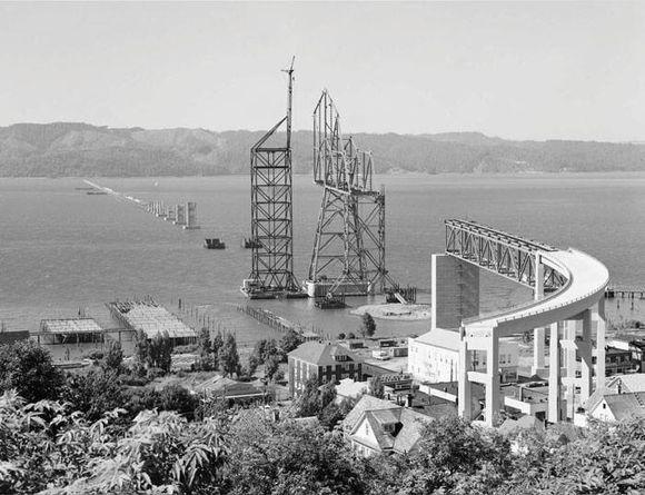 ASTORIA BRIDGE 50 YEARS AGO