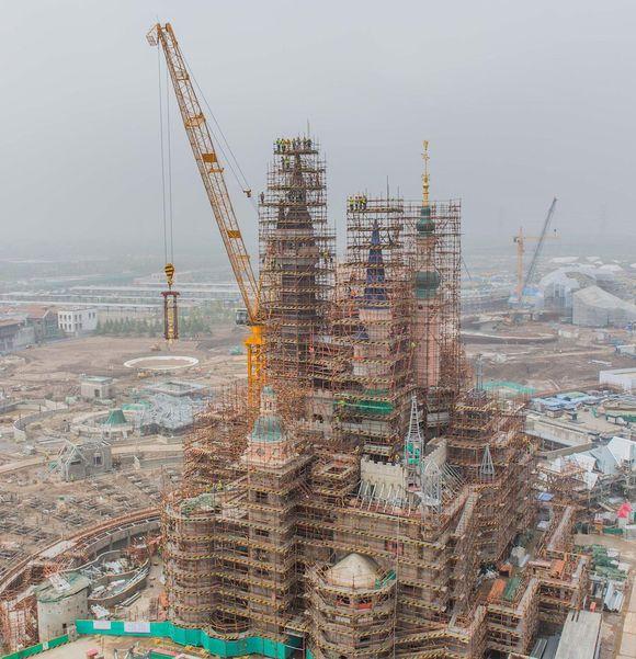 New Disneyland coming to Shanghai