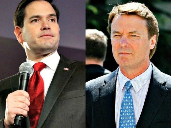 RUBIO IS THE GOP VERSION OF JOHN EDWARDS