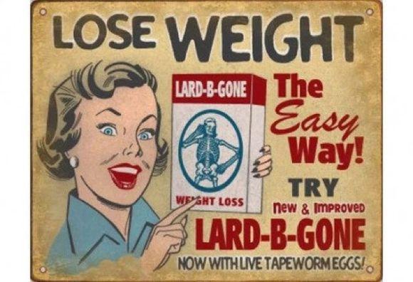 LOSE IT THE EASY WAY!