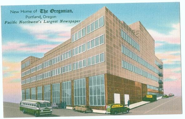 Oregonian new home