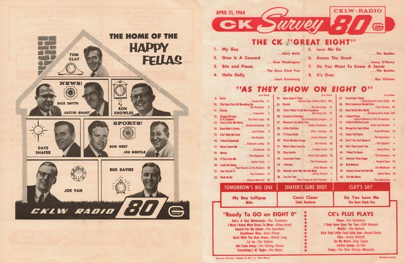 Cklw-radio-survey-windsor-detroit-04-21-64-the-home-of-the-happy-fellas