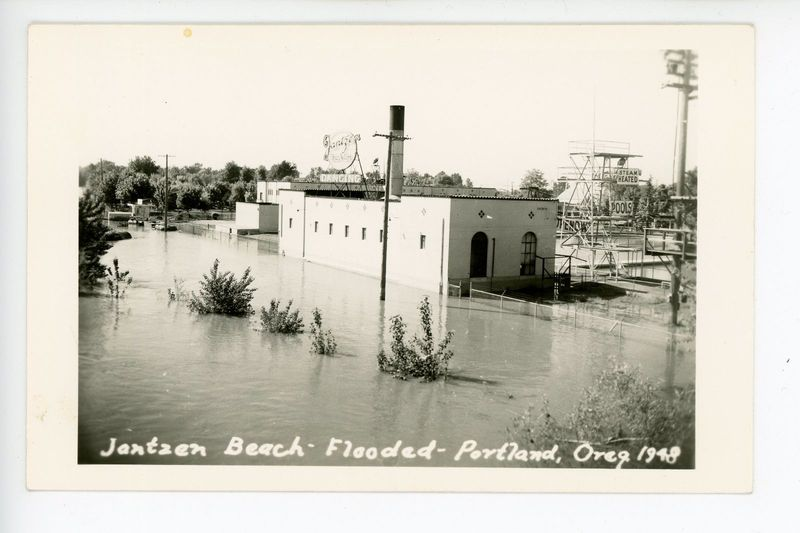 JANTZEN  FLOOD 1948