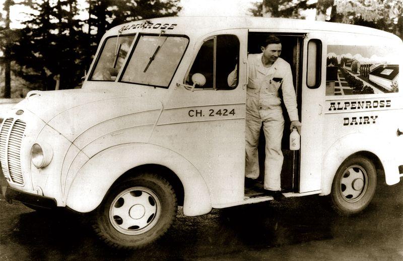 Alpenrose_Vintage Delivery