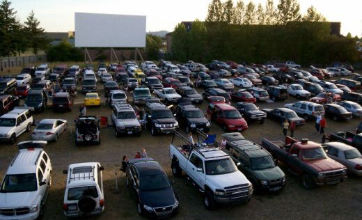 NEWBERG DRIVE IN VOTED BEST IN THE USA
