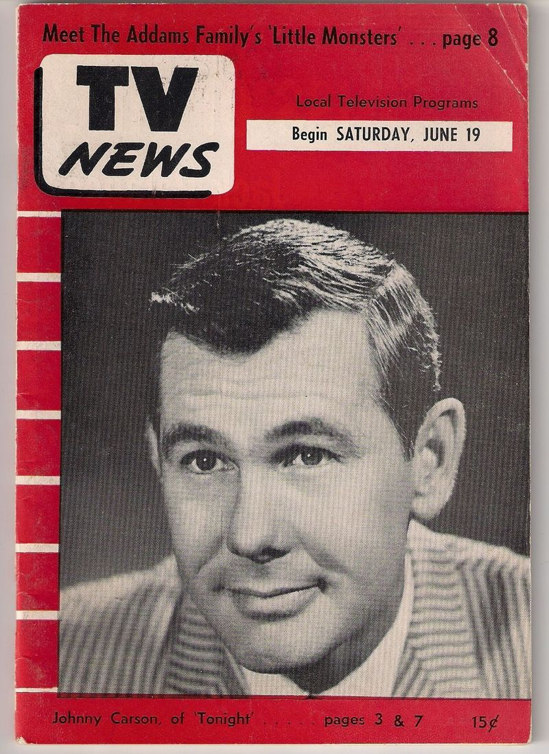 CARSON TV NEWS 65