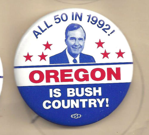 Bush button