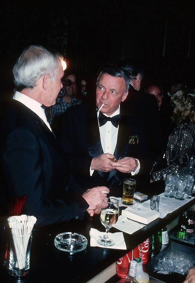 Carson and frank bar