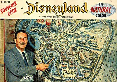 WALT OPENED DISNEYLAND ON THIS DAY IN 1955