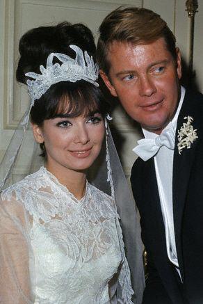 Never knew she married Troy Donahue