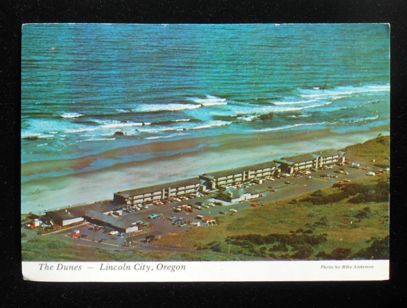 THE DUNES AT LINCOLN CITY ....TODAY A CASINO