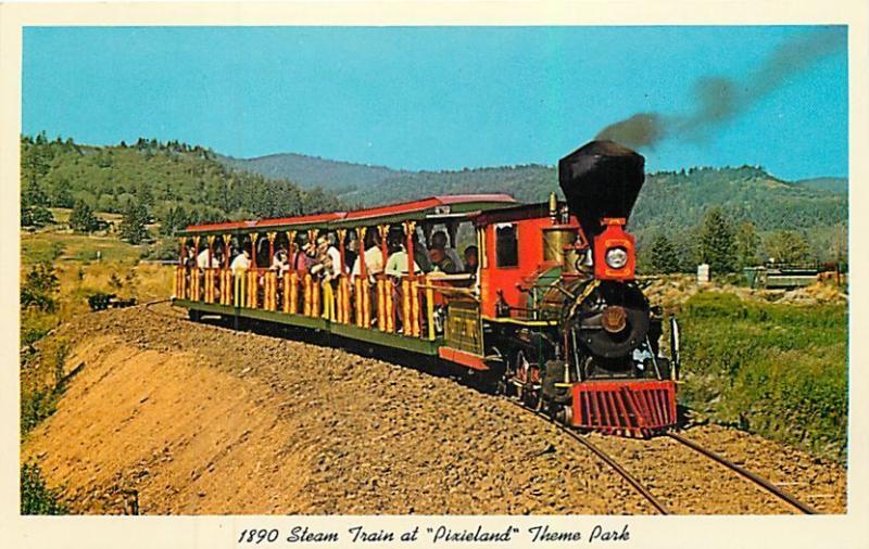 PIXIELAND TRAIN