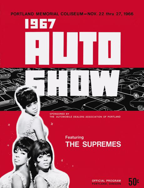 $1.00 to see The Supremes