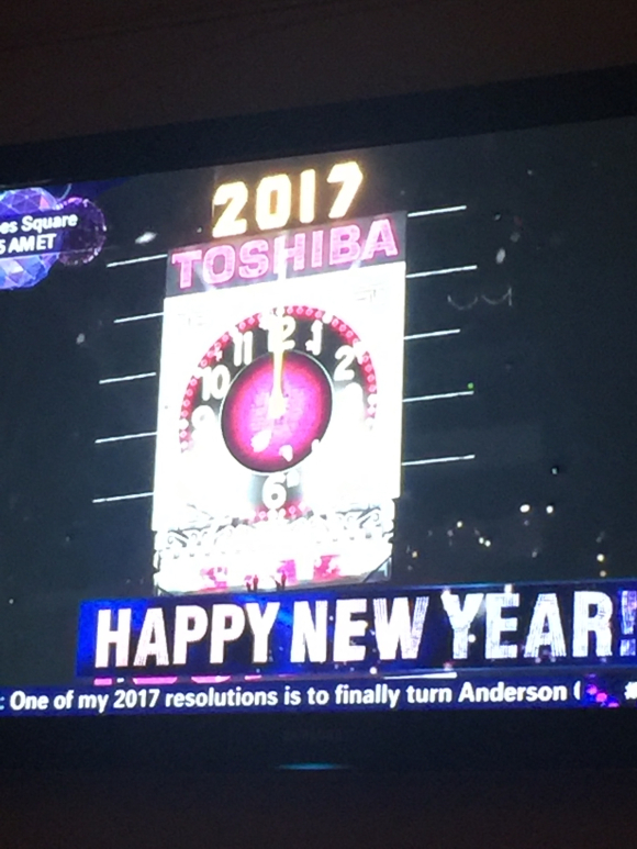 TOSHIBA OWNS THE TIMES SQUARE CLOCK!