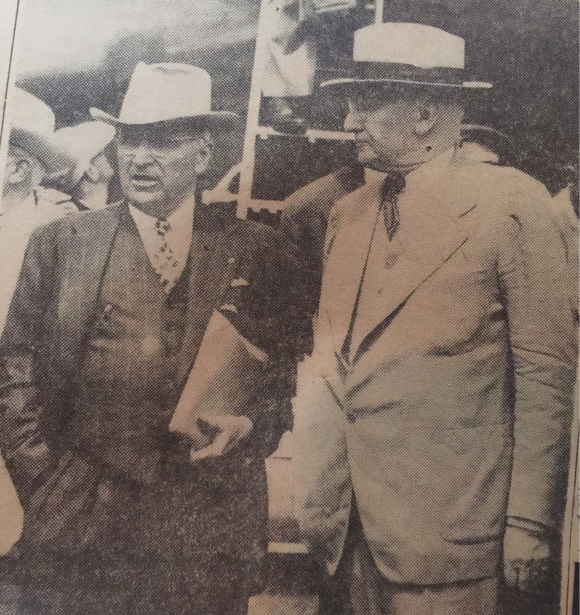 HARRY TRUMAN IN OREGON 1948