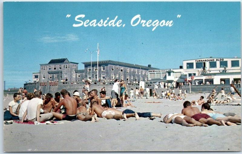 SEASIDE COLOR BEACH