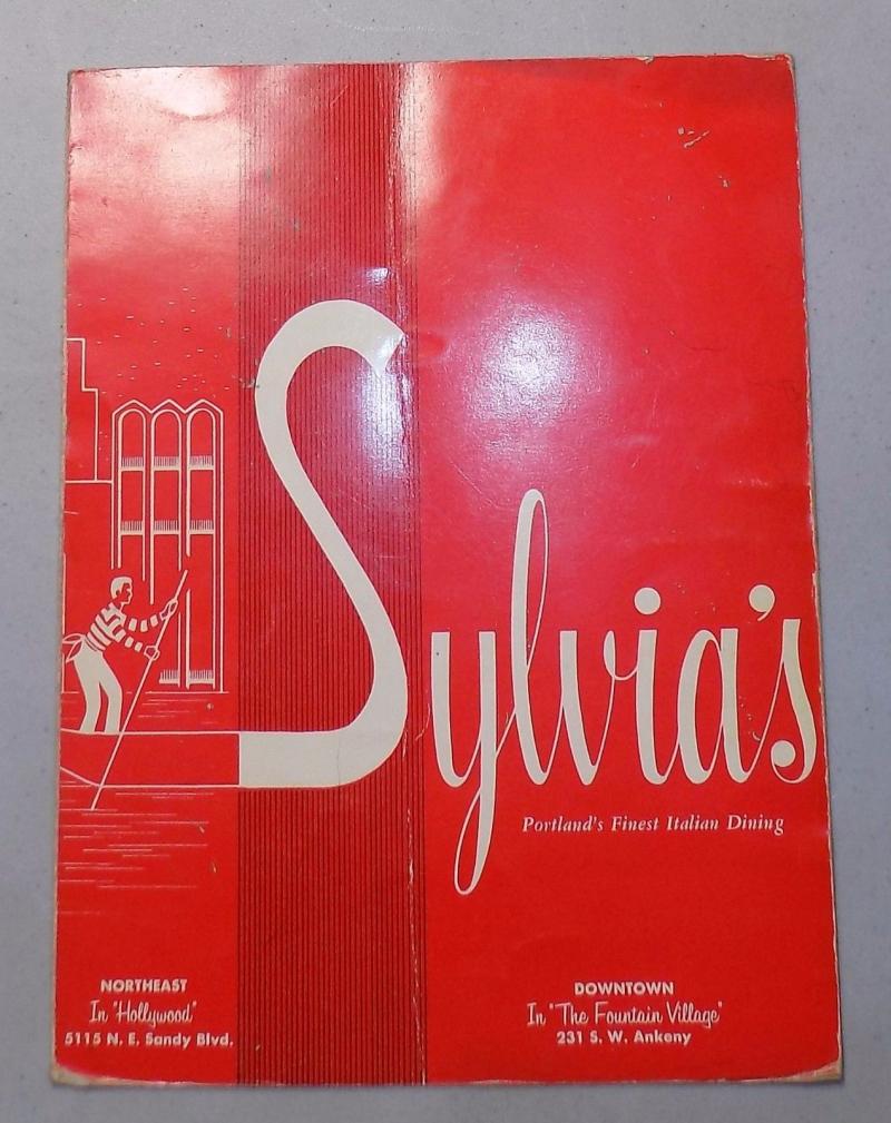 Sylv menu 3