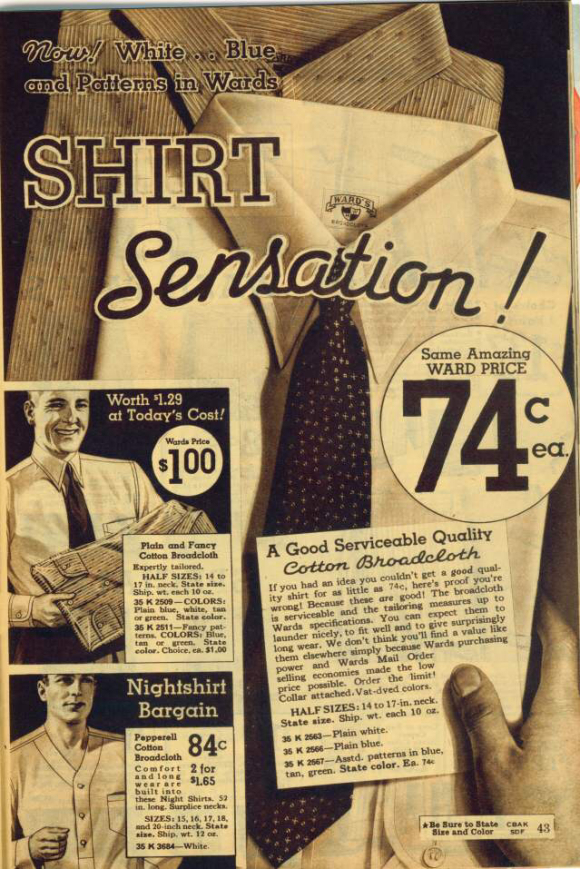 AD FROM 1934