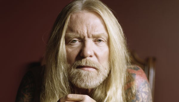 GREG ALLMAN HAS DIED