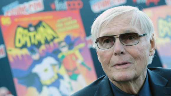 BEST BATMAN EVER, ADAM WEST IS DEAD