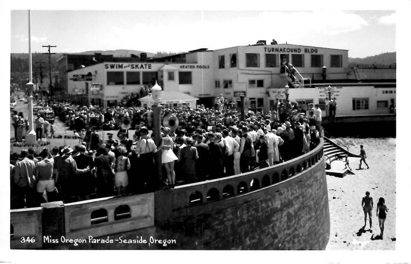 Seasside oregon parade