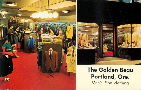 3 great men's shops