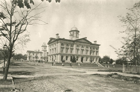 PIONEER COURTHOUSE (1902)