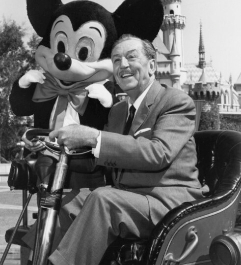 ON THIS DAY IN 1955 DISNEYLAND OPENED