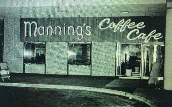 MANNING'S LLOYD CENTER