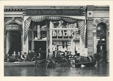 GREAT PORTLAND FLOOD IN 1894
