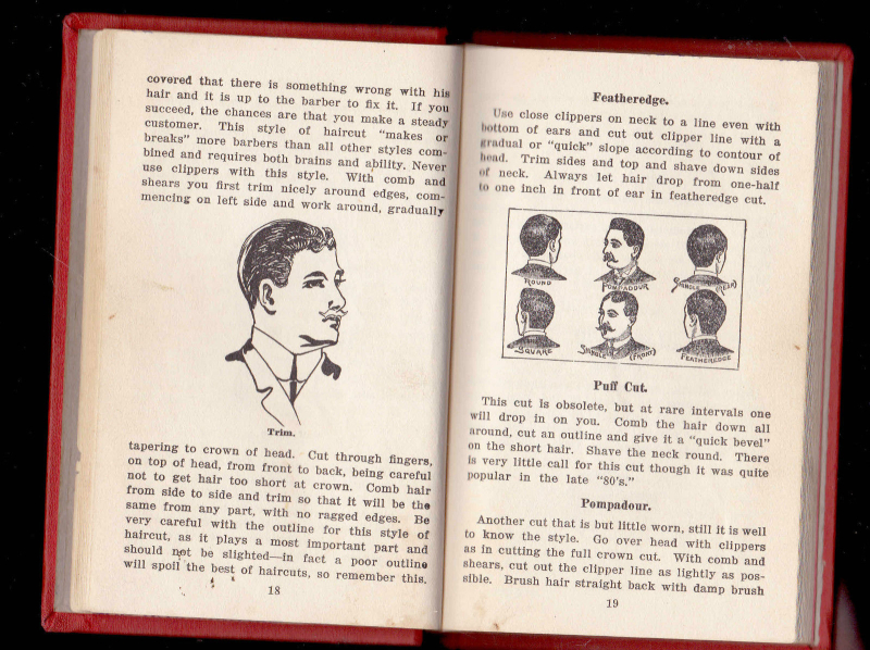 Barber book 2