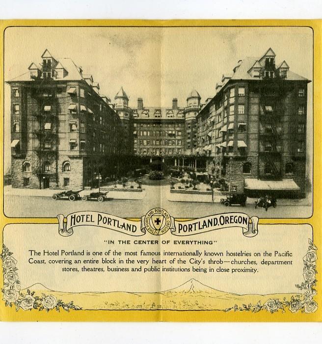 HOTEL PORTLAND 4